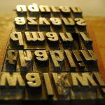 Letterpress block