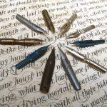 vintage pen nibs