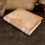 Leather-Journal-Notebook-Natural-Leather-Tooled-Decoration