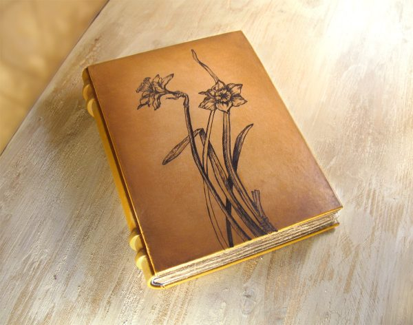 Vintage Style Large Journal