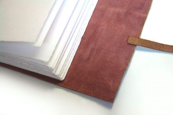 Hand Bound Notebook