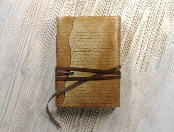 Leather Cover Journal