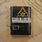 Vintage Black Journal