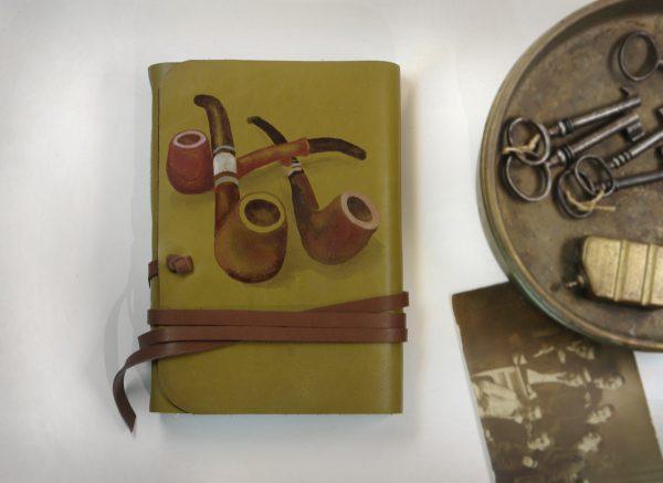 Blank Paper Journal