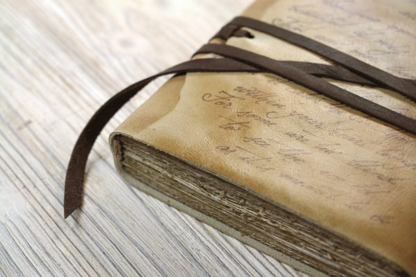 Custom Leather Journal