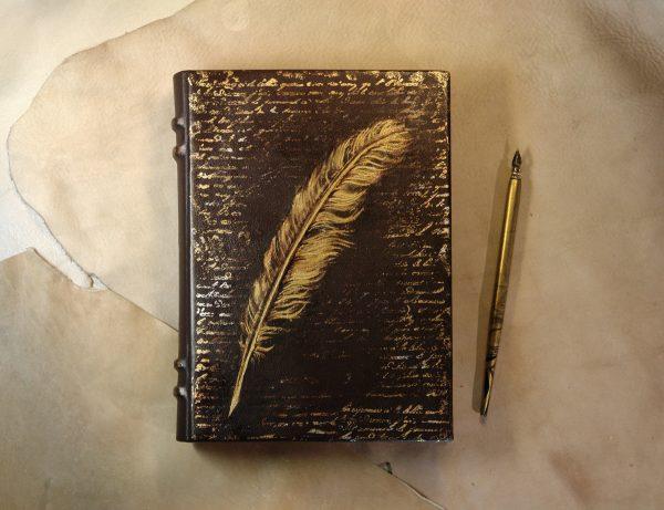 Large Leather Album