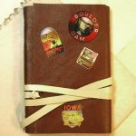 Travel Journal Leather
