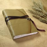 Yellow Leather Journal