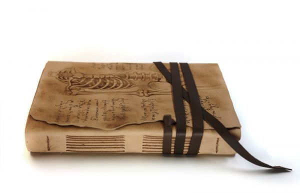 Art Leather Book