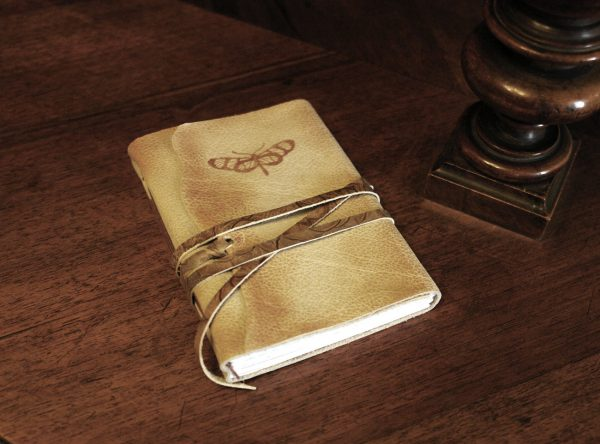 Brown Travel Leather Journal