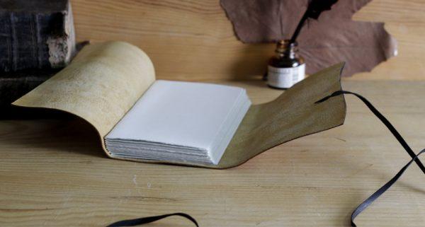 Goatskin Journal