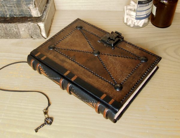 Artist Leather Sketchbook