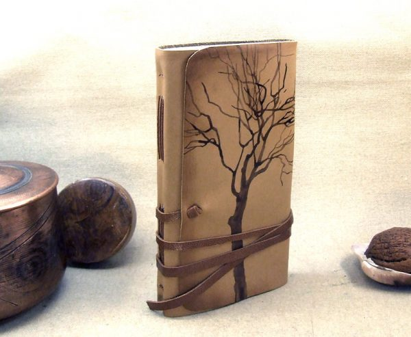 Tree Leather Journal