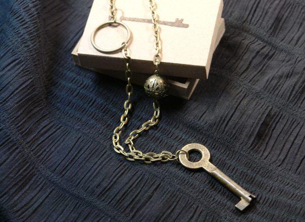 Old Key Necklace