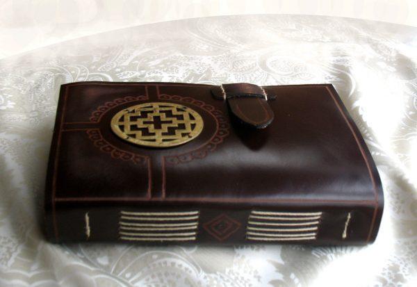 Medieval Brown journal