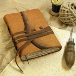 Rustic Notebook