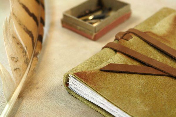 Vintage Style Journal