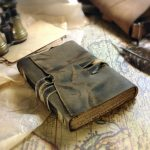 Art Leather Journal