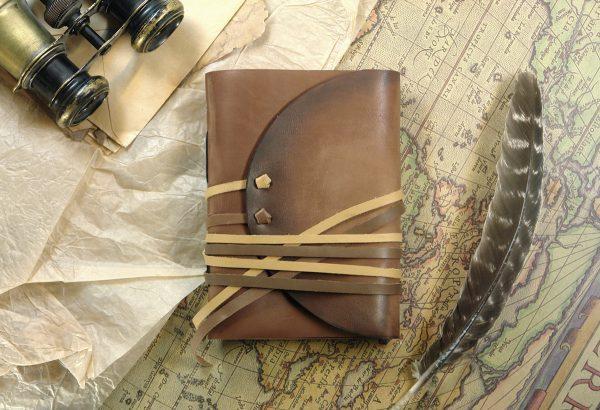 Parchment Paper Journal